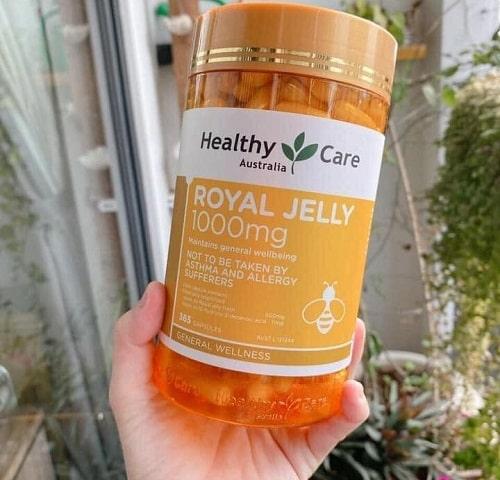 Thuốc Royal Jelly 1000mg có tác dụng gì?-3