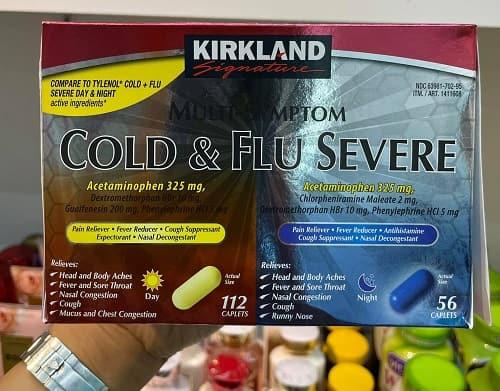 Thuốc Kirkland Cold & Flu có tốt không?-2