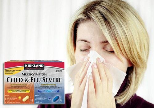 Thuốc Kirkland Cold & Flu có tốt không?-3