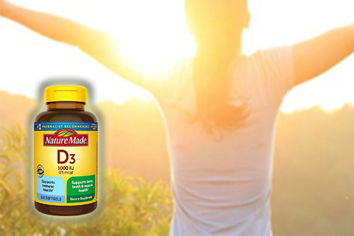Tác dụng thuốc D3 1000IU Nature Made là gì?-3