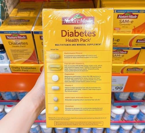 Thực phẩm chức năng tiểu đường Diabetes có tốt không?-2