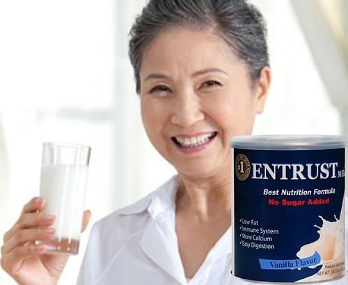 Review sữa Entrust 400g cho người tiểu đường của Mỹ-5